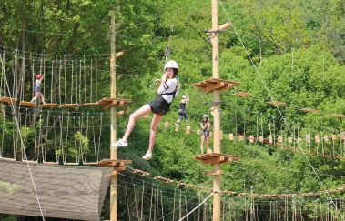 Adventure Valley Durbuy-Sports Aventure to Province of Luxembourg