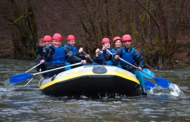 Moulin Bock: Adventure Sports-Sports Aventure to Province of Luxembourg