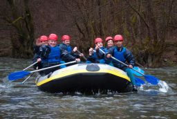 Moulin Bock: Adventure Sports in Province of Luxembourg