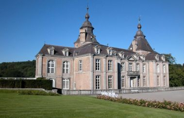 The Castle of Modave-Chateaux to Province of Liège