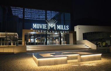 <p>MovieMills</p>-Cinéma to Province of Liège