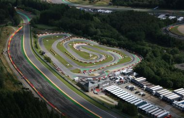 <p>Karting de Francorchamps</p>-Karting to Province of Liège