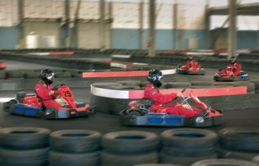 JM Karting Namur-Karting to Province of Namur