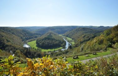 Le Tombeau du Géant-Point de vue to Province of Luxembourg