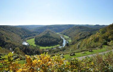 Le Tombeau du Géant-Point de vue to Province of Luxembourg