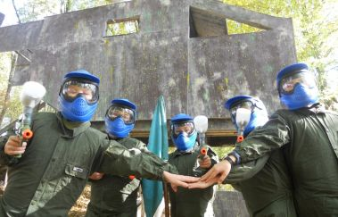 Gaume Paintball-Paint-ball to Province of Luxembourg