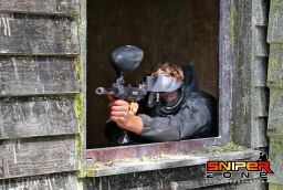 Sniper Zone Paintball in Province of Liège