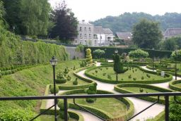 Parc des Topiaires in Province of Luxembourg