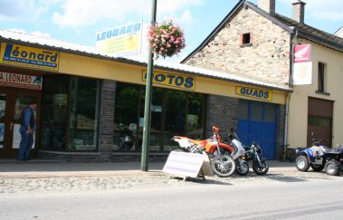 Léonard Vélos-Location VTT to Province of Luxembourg