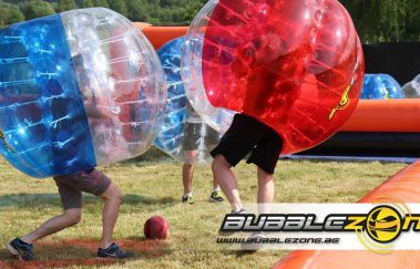 <p>Bubblezone Soccer</p>-Sports et loisirs to Province of Liège