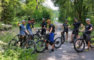 Electric Mountain Bike Experience (EMTB)-Sports et loisirs to Province de Luxembourg.