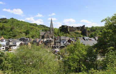 La Roche-en-Ardenne-Ville to Province of Luxembourg