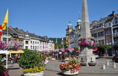 Malmedy-Ville to Province of Liège