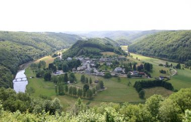 Rochehaut-Ville to Province of Luxembourg
