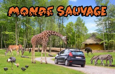 Le Monde Sauvage d'Aywaille-Parcs-animaliers to Province of Liège