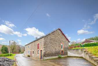 Holiday cottage in Achouffe for 6 persons in the Ardennes