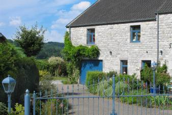 Comfortable holiday rental for four people in Aywaille