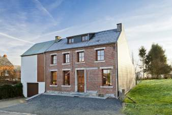 Holiday cottage in Beaumont for 11 persons in the Ardennes