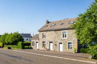 Cottage for groups up to 18 people in Bertrix in the Ardennes