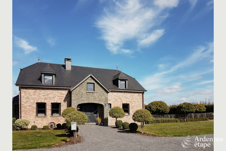 Holiday cottage in Bièvre for 8 persons in the Ardennes