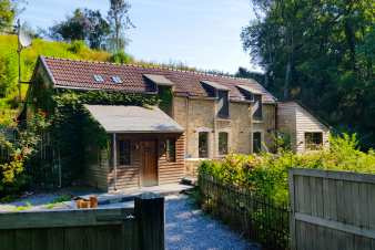 Holiday cottage for 8 pers. by the woods in Bomal-sur-Ourthe