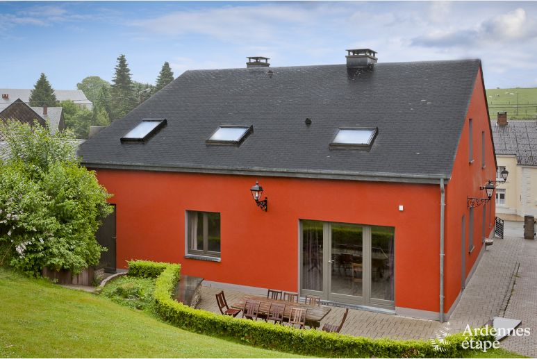 Comfortable and nice holiday rental for 8 people in Bouillon