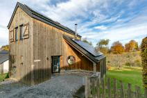 Chalet in Bouillon for your holiday in the Ardennes with Ardennes-Etape