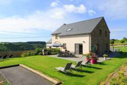 Cosy holiday house for 10 pers. to rent in Bouillon, dogs allowed