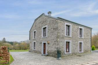 Holiday house for 8 people in Bouillon in the Ardennes