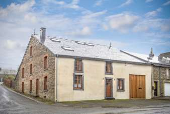 Cosy village holiday home for 10 pers. to rent in Bouillon