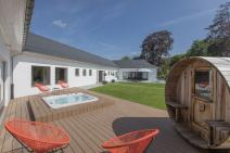 Villa in Ciney for your holiday in the Ardennes with Ardennes-Etape