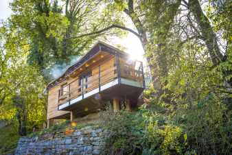 Exceptional in Comblain-au-Pont for 2 persons in the Ardennes
