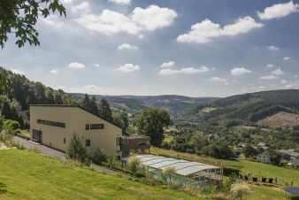Holiday cottage in Coo for 18/22 persons in the Ardennes