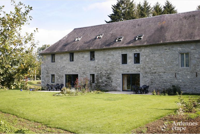 Holiday cottage in Couvin for 6 persons in the Ardennes