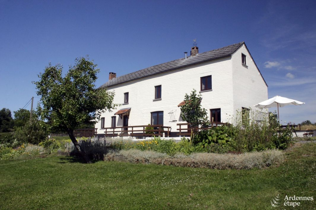 Holiday Cottage In Doische For 4 Persons In The Ardennes