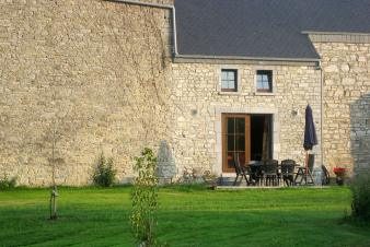 Farmhouse holiday cottage for 7 persons to rent in Doische