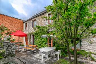 Holiday cottage in Doische for 9 persons in the Ardennes