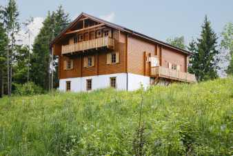 Authentic Ardenian holiday cottage for 24 persons to rent in Durbuy