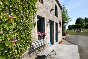 Pleasant comfort holiday house for 4 persons to rent in Durbuy