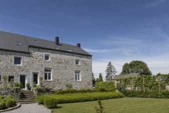 3-star village house near Durbuy in the Ardennes, province of Luxembourg