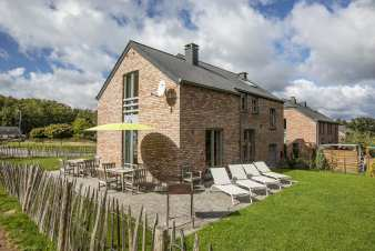 Holiday cottage in Durbuy for 9 persons in the Ardennes