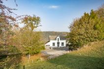 Village house in Durbuy for your holiday in the Ardennes with Ardennes-Etape