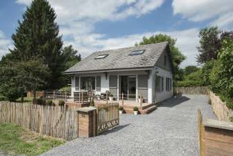 Holiday cottage in Durbuy for 4/5 persons in the Ardennes