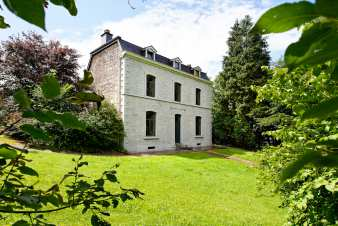 Comfort holiday cottage for 15 persons in Durbuy