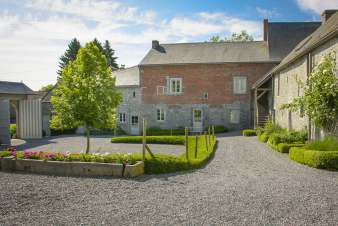Holiday cottage in Falaën for 24 persons in the Ardennes
