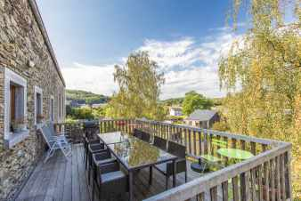 Holiday cottage in Gedinne for 8 persons in the Ardennes