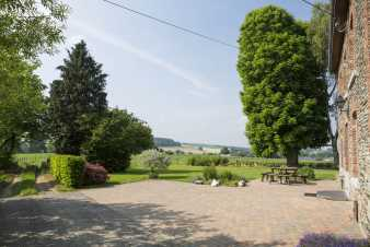 Holiday cottage in Gouvy for 9 persons in the Ardennes