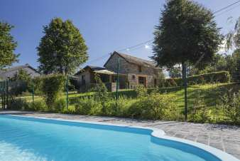 Holiday cottage in Gouvy for 8 persons in the Ardennes