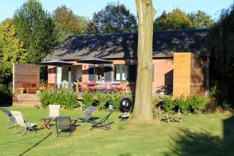 Holiday cottage in Hamoir for 8 persons in the Ardennes
