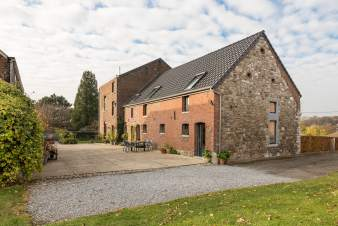 Holiday cottage in Herve (Soumagne) for 8 persons in the Ardennes